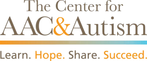 center for aac and autism logo