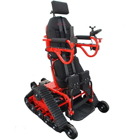 Enjoyable Action Trackchair The Ultimate All Terrain Wheelchair The Download Free Architecture Designs Scobabritishbridgeorg