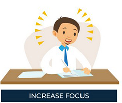 Increase Focus