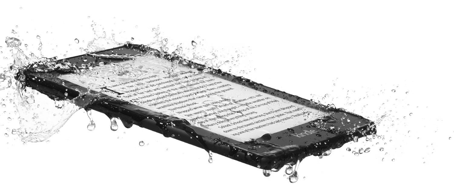 Meet the All-New Kindle Paperwhite  Closing The Gap