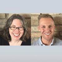 Jill Senner and Matthew Baud