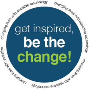 get inspired, be the change!