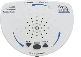 Picture of ScripTalk machine