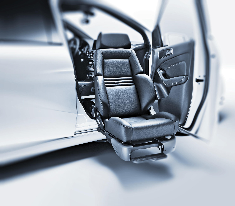 Photo Of Swivel Seat